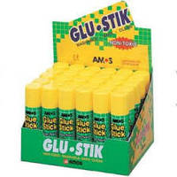 Клей-карандаш Amos Glue stick 15 грамм KLEI15