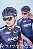 Велосипедный шлем ABUS Tec-Tical Pro v.2 race blue (52-58 см), фото 4