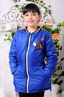 Детская куртка-парка для девочек недорого, фото 1