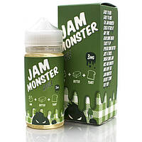 Apple , 3 мг (Ультралегкая). Monster Jam eJuice. 100 мл.