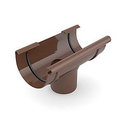 Сливная воронка BRYZA 100 мм, коричневый