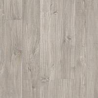 Quick-Step BACP40030 Дуб Каньон, серый, распил, виниловый пол Livyn Balance Click Plus