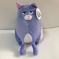 """Плюшевые игрушки из мультфильма """"Тайная жизнь домашних животных """" Хлоя игрушка кошка 16 см"""