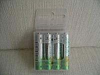 GP ReCyko - ААА аккумуляторы с низким саморазрядом (eneloop)