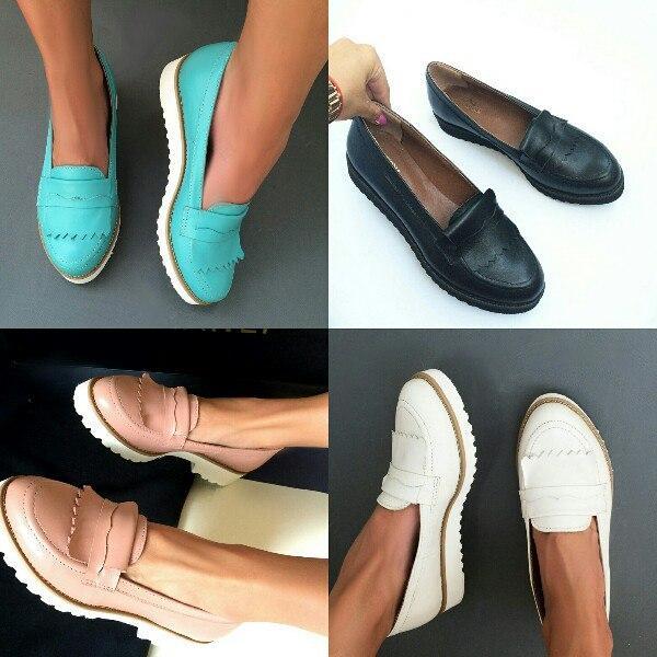 c08cbe533a2 Женские туфли-лоферы Италия натуральная кожа замша - ГЛЯНЕЦ