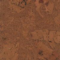 Пробковый пол MJO Odysseus Brown, замковый, с подложкой, под лаком, 8,5мм