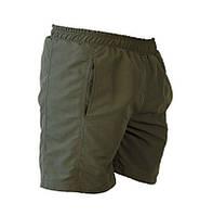 Пляжные мужские шорты  хаки