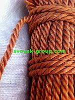 Мотузка кордова крученная - 12 мм./50 м.