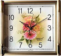 Часы настенные ( 26x26 см) кварцевые RIKON