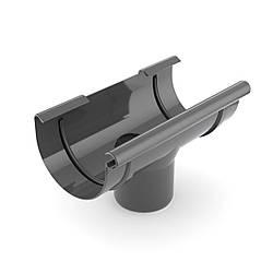 Сливная воронка BRYZA 125 мм, графит
