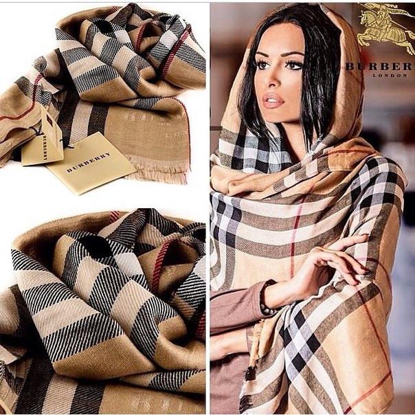 Женские палантины,шарфы,платки Burberry