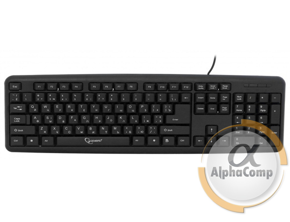 Клавиатура Gembird KB-U-103-UA USB