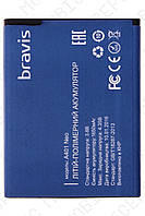 Аккумулятор Bravis A401 Neo 1650mAh (оригинал тех. упаковка)