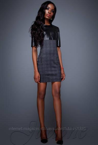 Платье Марни черный