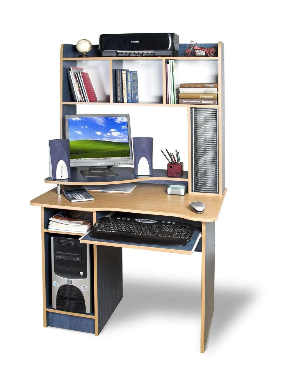 Комп'ютерний стіл СКМ-2 Тіса меблі