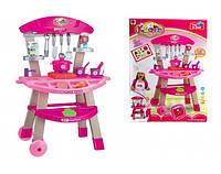 """Детский игровой набор для девочек """"Кухня"""" 661-81 (+аксессуары)"""