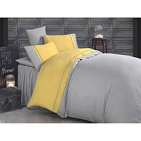 Комплект постельного белья Clasy Butik Kharma - Sari V1   сатин евро