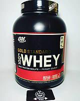 Optimum Nutrition 100% Whey Gold Standard 2270g (Шоколадный солод)