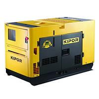 Дизельная электростанция KIPOR KDE30SS3; 24 кВт