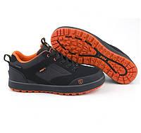 Ботинки Fox Black & Orange Trainers Shoes