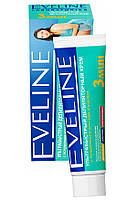 Ультрабыстрый депиляторный крем с экстрактами алоэ вера и персика Eveline Cosmetics