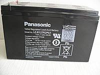 Аккумуляторная батарея Panasonic LC-R127R2P, 12V 7.2Ah