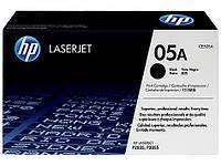 Заправка картриджа HP CE 505A для принтера LJ