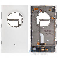 Корпус Nokia 1020 Lumia (RM-875), белый, оригинал (Китай)