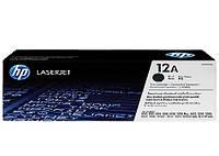Заправка картриджа HP LJ Q2612A для принтера LJ