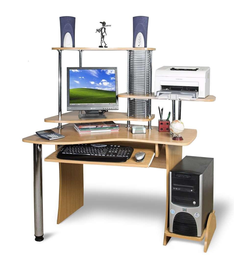 Комп'ютерний стіл СК-Екстра Тіса меблі
