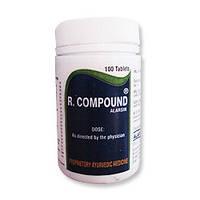 Р-компаунд, Аларсин - / R-compound Alarsin / 100 таб ревматические артриты, костный артрит, болезнь Бехтерева.
