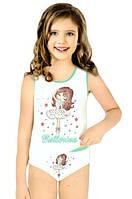 Комплект нижнего белья для девочки: маечка и трусики! ots 8508