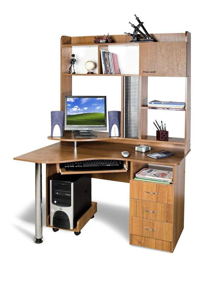 Комп'ютерний стіл СК-Юніор Тіса меблі