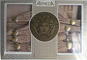 "Скатерть на 8 персон с кольцами для салфеток ""Armeda"", фото 2"