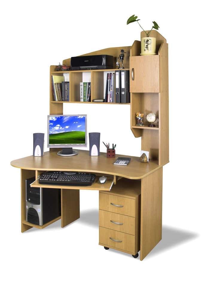 Комп'ютерний стіл СК-Студіо Тіса меблі