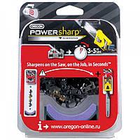 """Цепь пильная Powersharp 14"""" (PS53E) для Oleo-Mac GS-35"""
