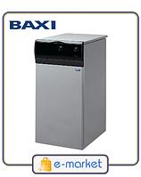 Котел газовый Baxi Slim 1.230 Fi (23 кВт, турбированный, чугунный, одноконтурный)