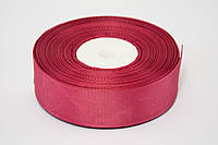 Лента репс 0.6 см, 23 м, № 192 розовато лиловый