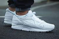Asics Gel Lyte 5 White Cement. Оригинальные кроссовки. Интернет магазин спортивной обуви.
