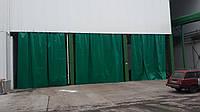 Складские ПВХ шторы (непрозрачные)