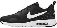 Мужские кроссовки Nike Air Max Tavas Black/White (найк аир макс тавас) черные/белые