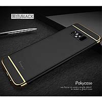 Чехол накладка пластик IPAKY Joint для Samsung G950 Galaxy S8 черный