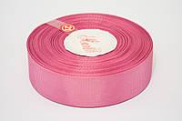 Лента репс 0.6 см, 23 м, № 256 розовато лилловый