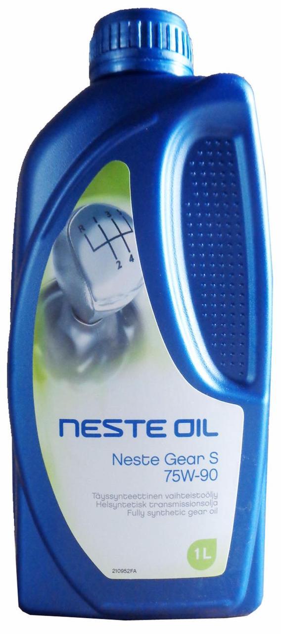 Neste Gear S 75W90 1л