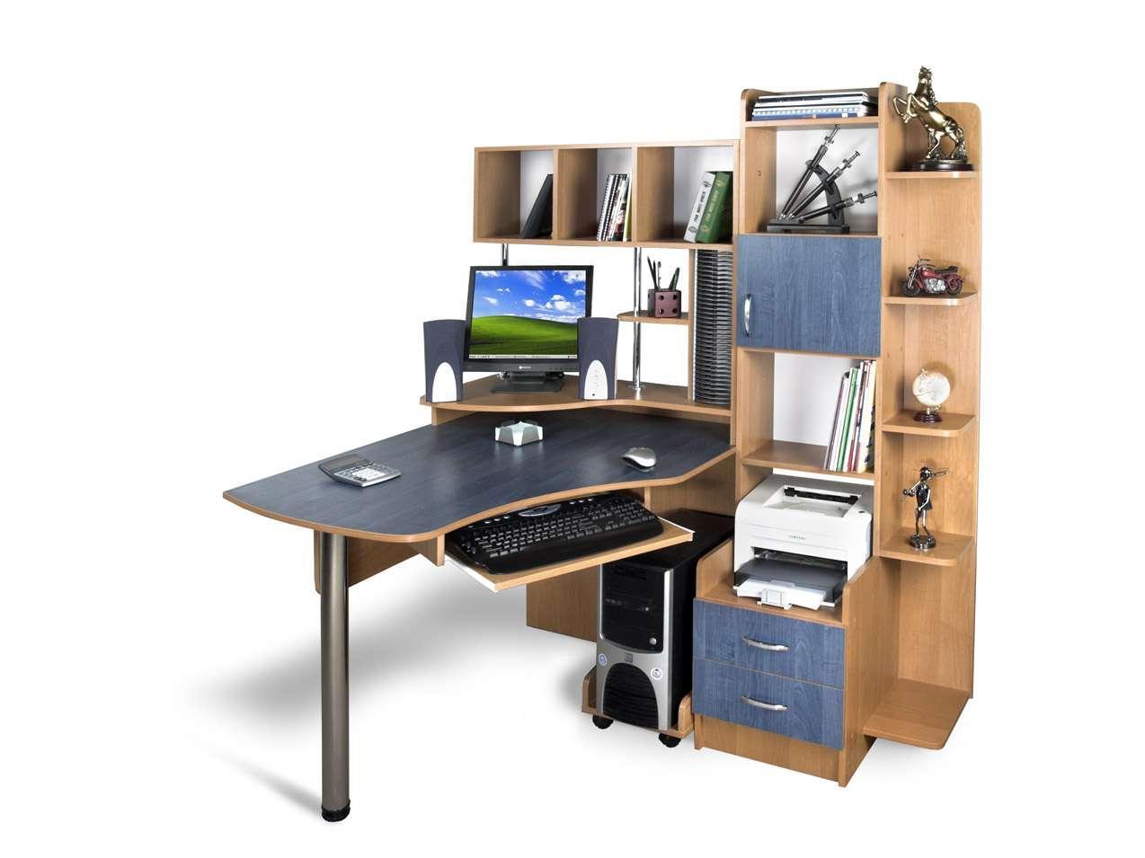 Комп'ютерний стіл Ексклюзив-3 Тіса меблі