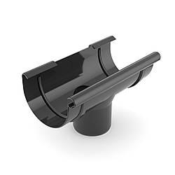Сливная воронка BRYZA 125 мм, черный