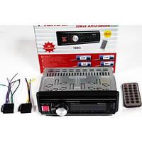 Автомагнитола Pioneer 1093 USB-SD-FM-AUX. Пульт ДУ. Съемная панель