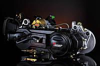 """Двигатель в сборе 150cc 157QMJ (13"""" колесо) под два амортизатора TMMP RACING"""
