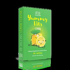 Ямми Витс со вкусом лимона Yummy Vits Lemon