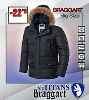 Куртка большие размеры Braggart